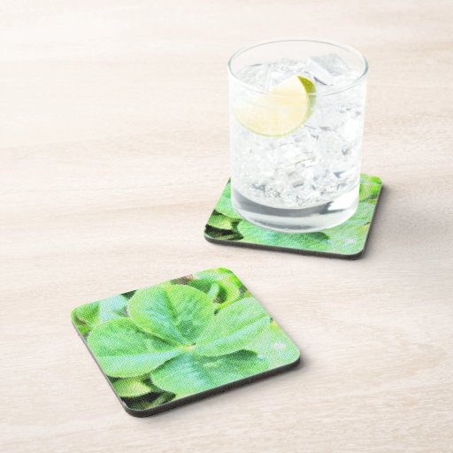 LUCKY BEVERAGE COASTERS