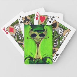 Lucky Bicycle Playing Cards