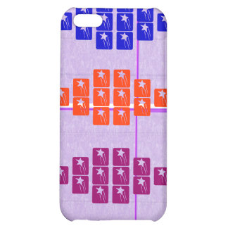 LUCKY BLUESTAR SQUARES FEB 20 2011 iPhone 5C COVERS