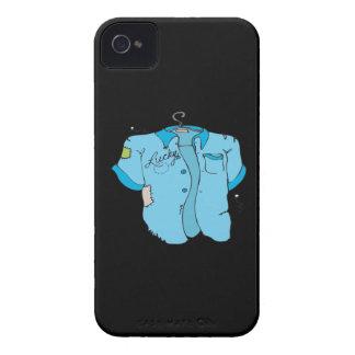 Lucky Bowling Shirt Case-Mate iPhone 4 Case