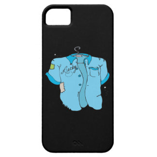 Lucky Bowling Shirt iPhone SE/5/5s Case