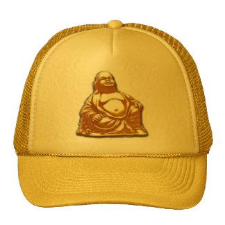 Lucky BUDDHA Series Mesh Hat
