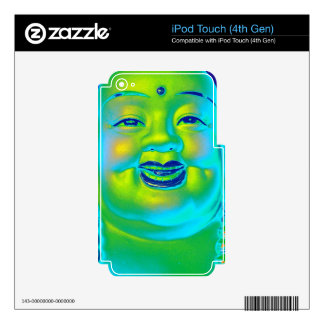 """""""Lucky Buddha"""" Skin For iPod Touch 4G"""