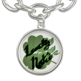 Lucky By Nature Charm