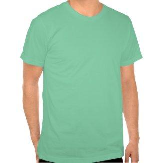 Lucky Cartoon Horse on St Patrick's Day T-shirt shirt