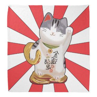 Lucky Cat B Bandana