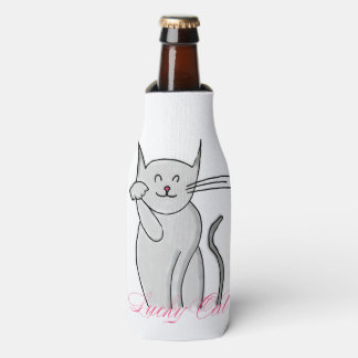 Lucky Cat Bottle Cooler