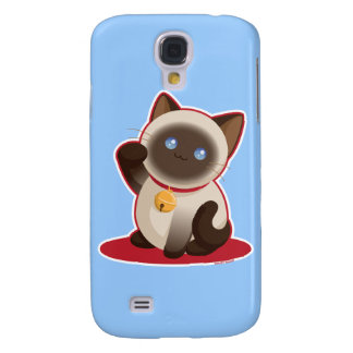 Lucky Cat Galaxy S4 Cover