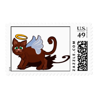 Lucky Cat Heavenly Postage