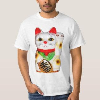 Lucky Cat Maneki Neko Shirt