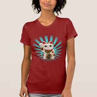 Lucky Cat Maneki-neko Tshirts