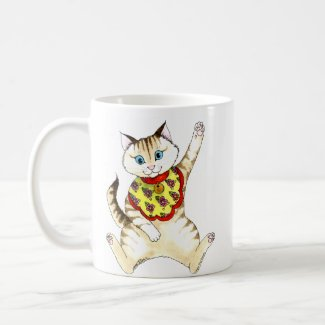 Lucky Cat Mug mug