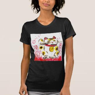 Lucky Cat Tee Shirt