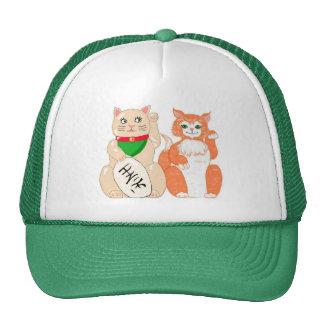 Lucky Cat Trucker Hat