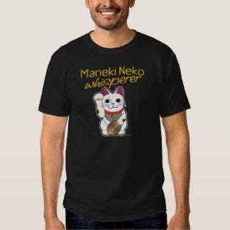 Lucky Cat Whisperer Tee Shirt