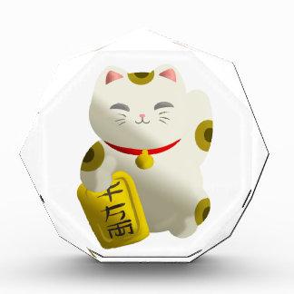 Lucky Cat White Awards
