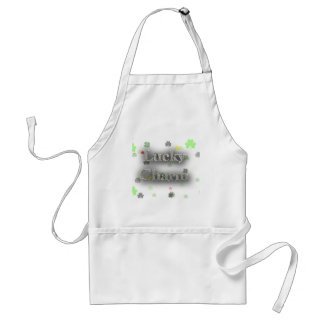 Lucky Charm Adult Apron