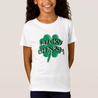 Lucky Charm - Four Leaf Clover T-Shirt
