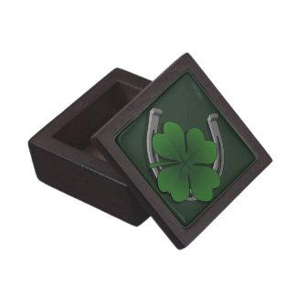 Lucky Charm Gift Box Lucky St. Patrick's Box