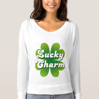 Lucky Charm Maternity T-shirt