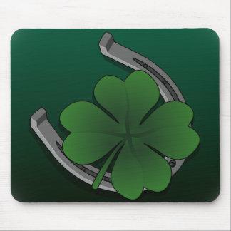 Lucky Charm Mousepad Good Luck Mousepads & Gifts