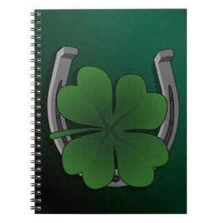 Lucky Charm Notebook Good Luck Journals Books