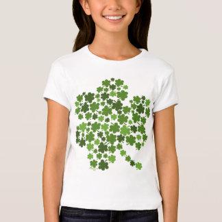 Lucky Charm Shamrocks T-Shirt