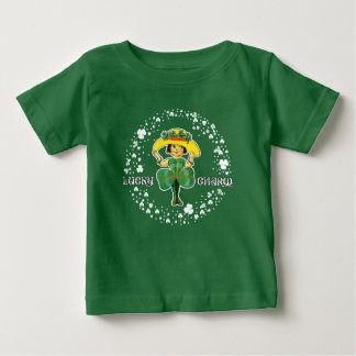 Lucky Charm. St. Patrick's Day Gift Baby T-Shirts