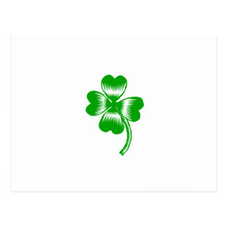 Lucky Charm St. Patrick's day gift Postcard