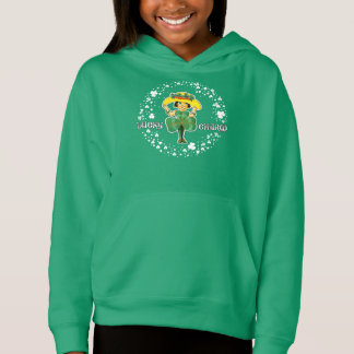 Lucky Charm. St. Patrick's Day Kids' Hoodie