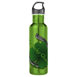 Lucky Charm St. Patrick's Lucky 24oz Water Bottle