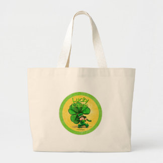 Lucky Charm T-shirt Tote Bag