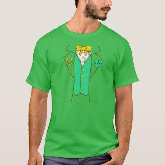 lucky charm waistcoat T-Shirt