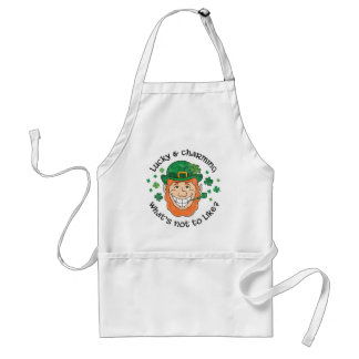 Lucky & Charming Apron