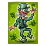 Lucky Charms Greeting Cards
