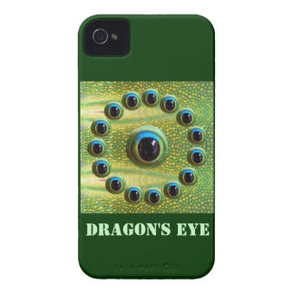 Lucky Chinese Dragon's Eye - WILL KILL EVIL Case-Mate iPhone 4 Case