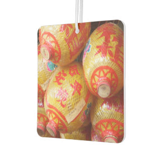 Lucky Chinese Paper Lanterns