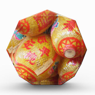 Lucky Chinese Paper Lanterns Awards
