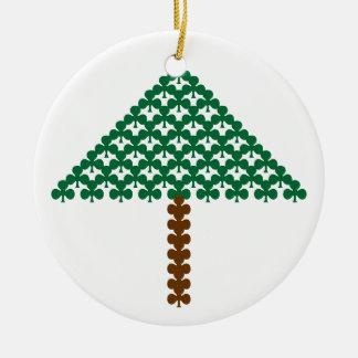 Lucky Christmas Tree Christmas Ornaments