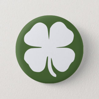 Lucky Clover Button