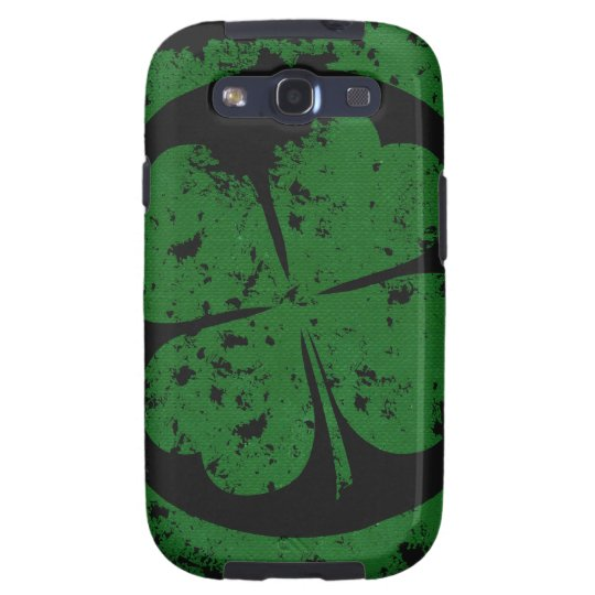 Lucky Clover Galaxy SIII Cover