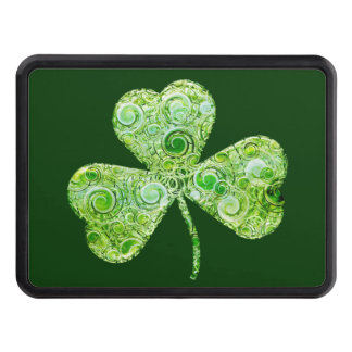 Lucky Clover Hitch Cover