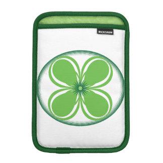 Lucky Clover iPad Mini Sleeve