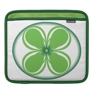 Lucky Clover iPad Sleeve