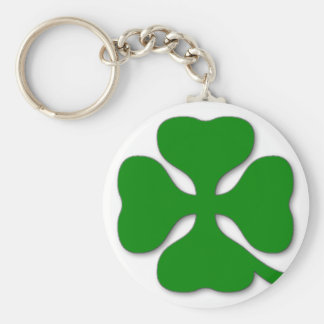 Lucky Clover Key Ring and Key Chain