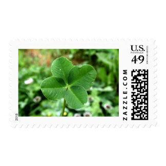 Lucky Clover Postage