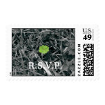 Lucky clover RSVP Stamps
