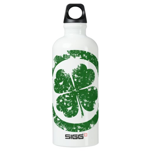 Lucky Clover SIGG Traveler 0.6L Water Bottle