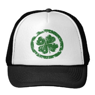 Lucky Clover Trucker Hat