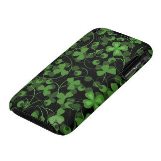 Lucky Clovers iPhone 3 Case-Mate Case